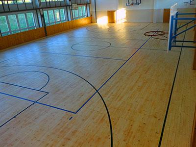 Športové podlahy